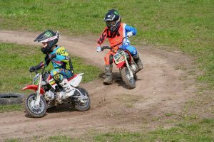 prøv motocross børnefødselsdag